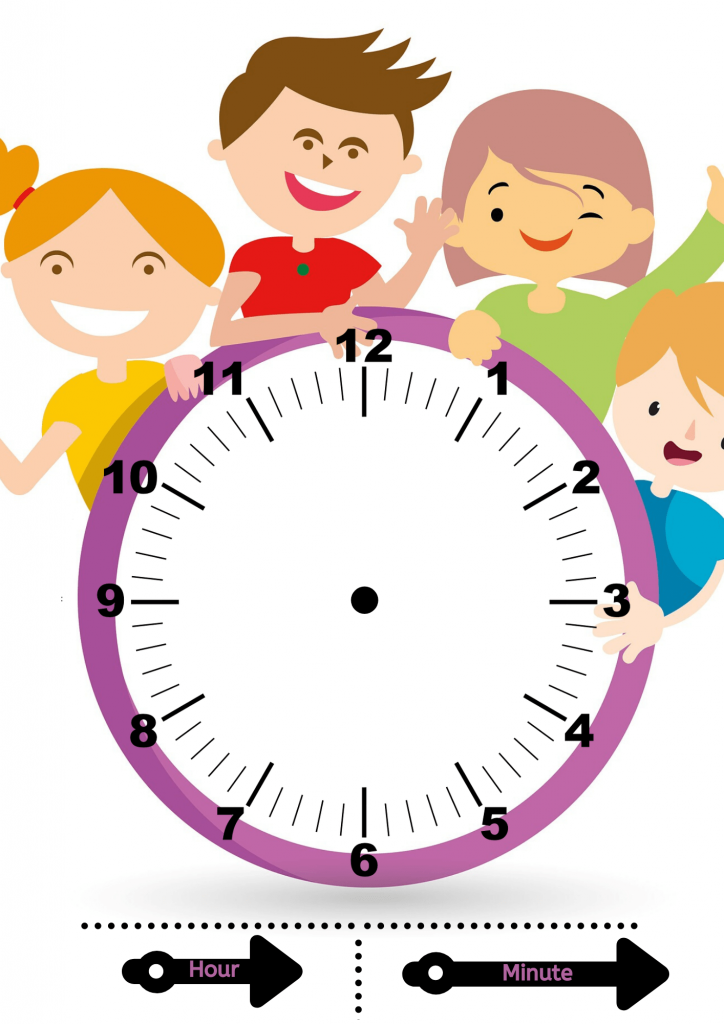 How to teach to tell time to kids