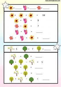 Mental Maths worksheet 4