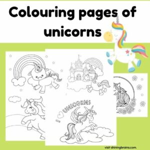 unicron colouring free printables | free colouring pages of unicorns
